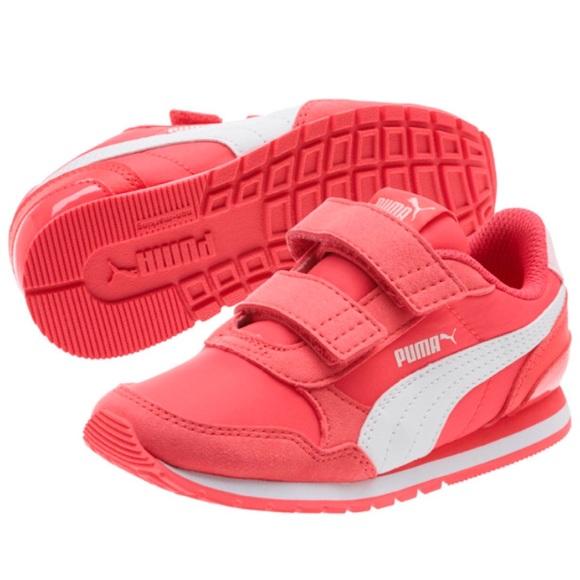 Puma ST Runner v2 Preschool Sneakers NWT 992da0d39